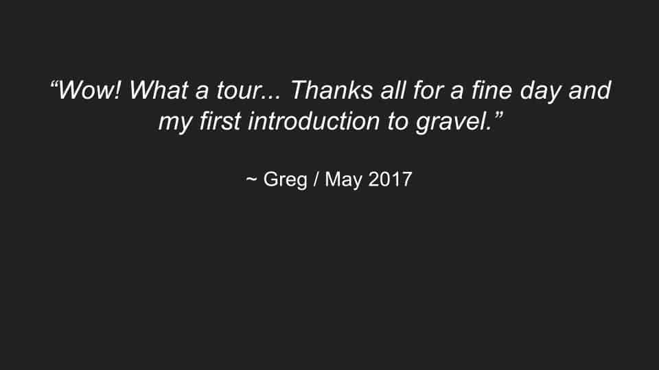 Quote from Priest Hole ride on the Dirty Freehub website.