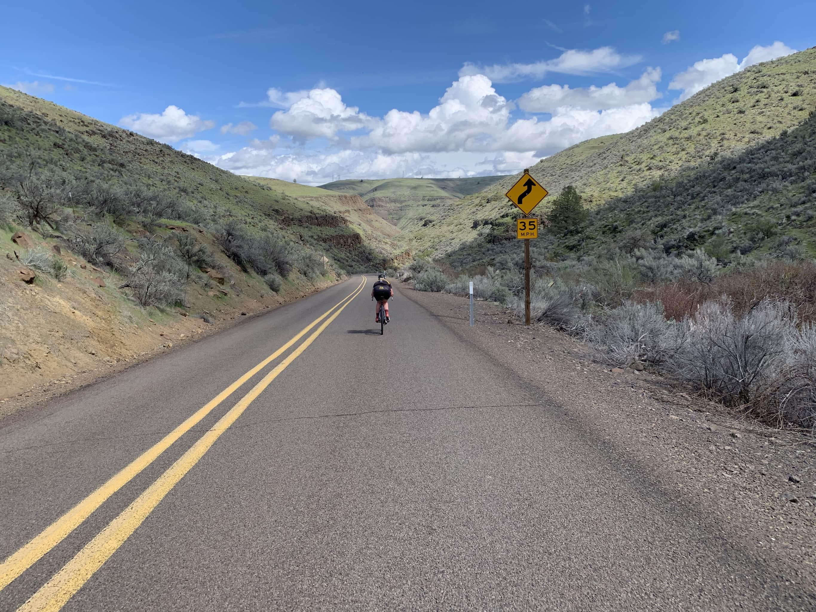 Maupin City Park sign.