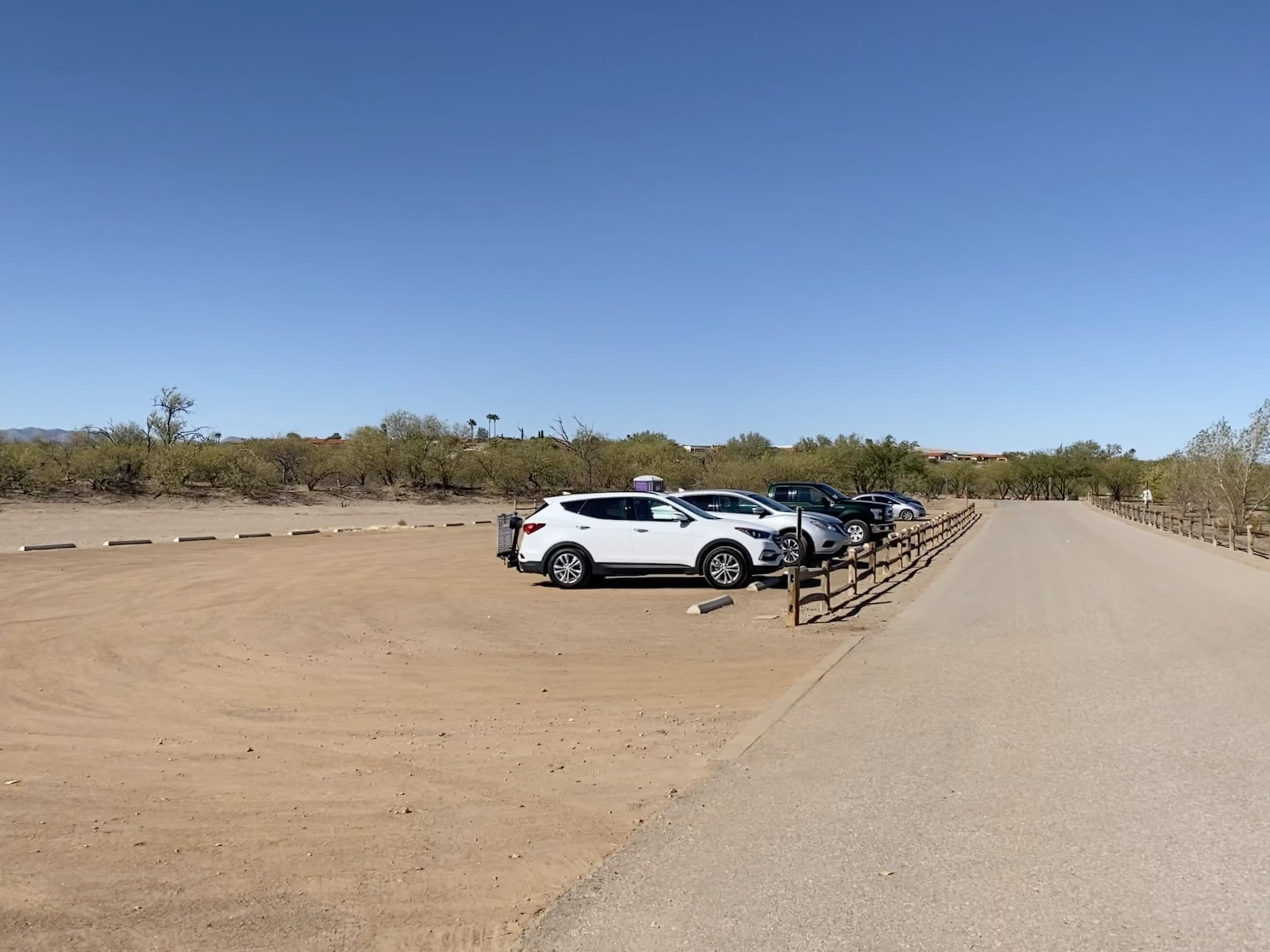 The parking area for the Devils Cash Box gravel ride on the Dirty Freehub website.